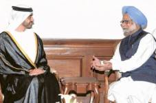 India and UAE ties
