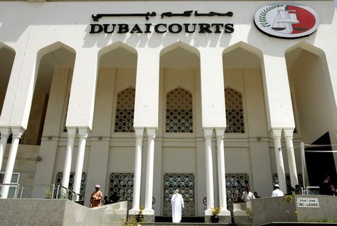 Dubai+Courts