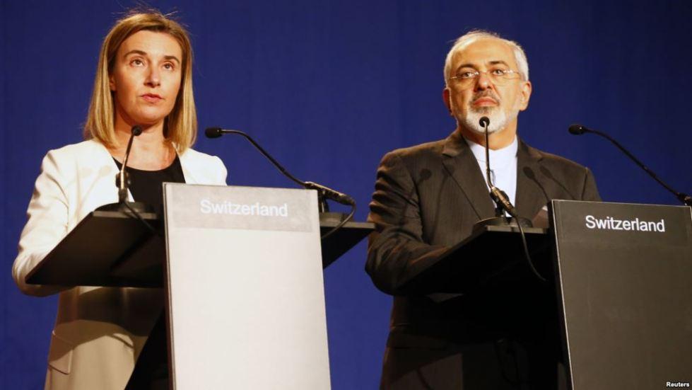 Iran and switzerland