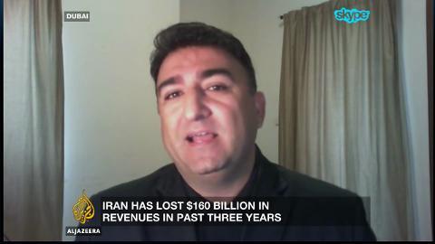 Shahriar Shahabi on Aljazeera