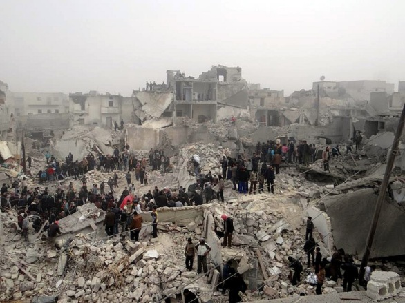 Syria civil war that is not